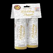 Firework Novelty Sparkler 2pk Wedding Spring Loaded Popper Thumbnail 3
